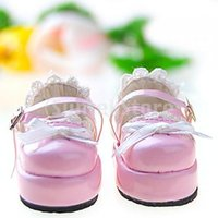 doll shoes - BJD Doll Shoes Boots Fit Yo SD DOD LUTS Pink