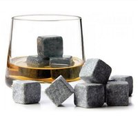 Stone best ice cooler - Best Price Whisky Ice Cube Stones Soapstone Rocks Drinks Beer Cooler Great Gift With Velvet Bag