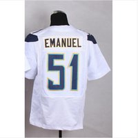 best kyle - Factory Outlet cheap Kyle Emanuel Jersey Elite Football Jersey Best quality Authentic Sports Jerseys Embroidery Logo Accept Mix Order