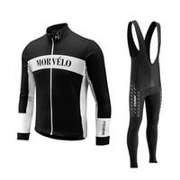 al por mayor ropa de lana polar-Venta al por mayor a 2015 ropa de invierno de la marca de polar ciclo Jersey ciclismo ropa de ciclo -6H6Y