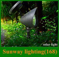 Cheap solar lights for garden Lawn greenbelt Beautify solar lights 12x30cm IP55 waterproof Auto-Control by light sense save bulid romantic night