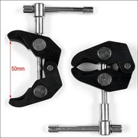 Wholesale Camera Articulating Magic Friction Arm Large Super Clamp Large Crab Pliers Clip for Photo Studio Accessories
