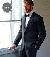 beige pants match - Top Selling Groom Tuxedos Custom Made Mens Wedding Prom Suits Groomsmen Light Grey Slim Fit Side Vent Bridegroom Match Jacket Pants Tie