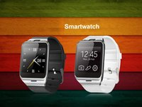 Wholesale 6260A New Arrival Fashion Design inch HD Bluetooth Smartwatch GV18 Support Sim Card For Apple iPhone Android Smartphone NFC