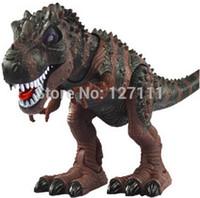 Wholesale Electric toy large size walking dinosaur robot With Light Sound Tyrannosaurus Rex kids toys
