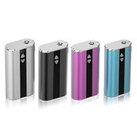 Wholesale Authentic Eleaf iStick w Mod Newest VW VV Box Mods ecigarette Istick Watt Battery ecigs mods DHL Free