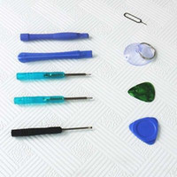 Wholesale NEW in Repair Opening Pry Tools Screwdriver Kit Set for iPhone G S G