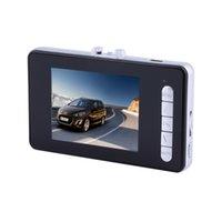 Wholesale car dvd quot Full HD P Car DVR Vehicle Camera Video Recorder Dash cam Camcorder G sensor Black hot selling