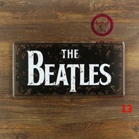beatles gift box - New Vintage matal tin signs The Beatles quot for bar wall art craft home decoration CM