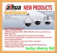 Wholesale DAHUA IP66 outdoor IK10 OSD Mp Mini HDCVI PTZ Dome Camera P HDCVI X PTZ Camera DAHUA SD42C212I HC