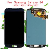 Wholesale LCD Display with Touch Screen Digitizer Assembly Replacement for Samsung for Galaxy S4 i9500 i9505 i9506 i337 M919 i545 L720 LCD