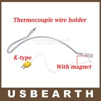Wholesale LY TS1 Omega K Type Magnet TC Thermocouple Wire Holder Jig For BGA repair