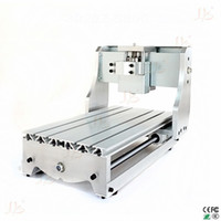 Wholesale mini CNC router frame T with trapezoidal screw DIY CNC engraver milling machine