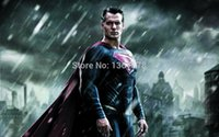 art steel movie - cartoon Movie Poster HD home Wallpaper Man of steel Movie CANVAS ART PRINT WALL Sticker x76cm