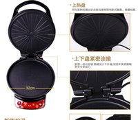 Wholesale Super Dealer An electric cake suspension household double faced electric baking pan pizza pan pancake machine