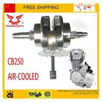 Wholesale MOTORCYCLE ATV QUAD dirt bike pit bike cb250 zongshen cc air cooled crankshaft Crank Shaft order lt no track