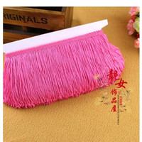 Wholesale trimming fabric fringe ranked CM rayon lace stage garment accessories