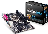Wholesale Genuine new Gigabyte Gigabyte H81M DS2 with serial and parallel computer motherboard LGA1150