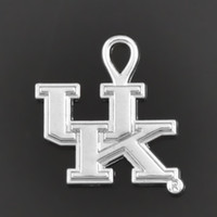 antique logos - Antique Silver Tone NCAA Team Charms University Kentucky Wildcats Logo Charms Vintage Collage Charms AAC1039