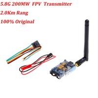 Wholesale 5 G MW Video AV Audio Video Transmitter Sender FPV Km Range TS351