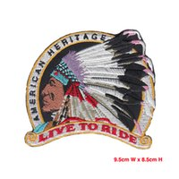Wholesale Indian promotion patches hot sale computer embroidery iron on cloth or bag cheap price