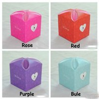 Wholesale Wedding favour box Party Candy Box Favor Gift Boxes wedding boxes gift candy box