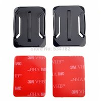 Wholesale hot sale set Gopro Curved Surface M VHB Adhesive Sticky Mount for GoPro Hero