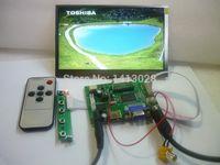 av panel - HDMI av VGA inch LCD panel Raspberry pie LCD screen display DIY kits