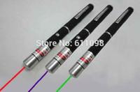 Wholesale car Factory laser pointer mw laser pen color light green laser pointer pens teacher pen beam light