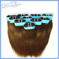 Wholesale brown human hair light brown brazilian virgin hair kg pieces real brazilian straight human hair extensions weaves a grade