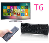 Cheap Wireless Keyboard T6 Best Mini Air Mouse 2.4Ghz