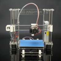 Commercial USB other Newest Reprap 3D Printer 3D Print DIY KIT self-assembly Three Dimensional Physical 3D printer Z605