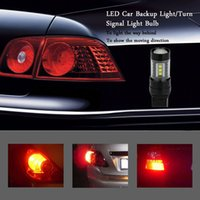 backup light socket - 80W SMD LED Car Backup Reversing Light Turn Signal Tail Lamp Bulb Replacement for T20 Socket White order lt no track