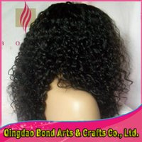 beautiful french ladies - human hair full lace wig Beautiful curly virgin brazilian hair lace front wig Full lace wig with baby hair