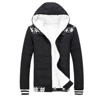 Wholesale Fall New Arrival XL Plus Size Mens Winter Hooded Jacket Men Outdoor Parkas Fashion Thick Warm Coat Cotton padded Clothes E69