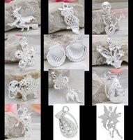 bulk charms - Bulk Charms Jewelry Findings Accessories Sterling Silver Necklace Pendant Mix Styles Choose SD50