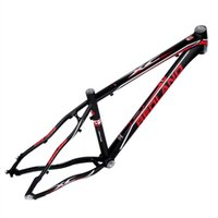 Wholesale Aluminium Alloy quot Wheel Frame Durable MTB Mountain Road Bike Cycling Frame Super Light Bicycle Frame