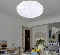 Wholesale Hot Sell round ceiling lights D290mm W V LED ceiling lamp bedroom living room balcony light