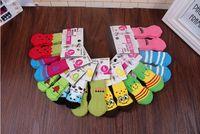Wholesale Dogs Socks Skidproof Nonslip Warm Comfortable L M S cotton Pet Dog