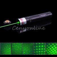 best laser pointer presentations - car Best Price Adjustable Focus Green Laser Pointer Pen Beam NM High Power mw Star Night Cap Picture Presentation Class order lt no track