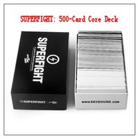 Wholesale SUPERFIGHT Cards Core Deck Superfight Card Superfight Trading Card Games A Game of Absurd Arguments Also Sale Other Cards