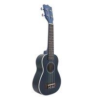 Wholesale 21 quot Ukelele Ukulele Spruce Body Rosewood Fretboard Strings Stringed Instrument I865