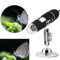 Wholesale New Mega Pixels X LED USB Digital Microscope Endoscope Camera Microscopio Magnifier Z P4PM