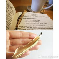 Wholesale Hot Sale Exquisite Animal Feather Bookmark Fiction Magazine Office School Supplies Bookmarks Drop Shipping OSS A5