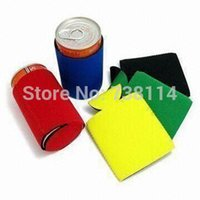 beer can covers - Eco friendly Neoprene cola set tank set cup sets bottle cover Beer bottle cooler Stubby holders Can cooler