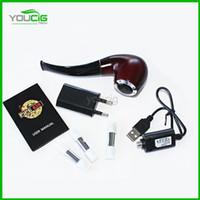 Cheap Electronic cigarette e pipe 628 e cigarette epipe 628 kit mini e pipe style starter kit ecig vs epipe 618 kit Free Shipping