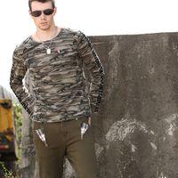 Cheap camouflage t shirt Best mens long sleeve t shirt