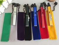 al por mayor vaporizador de tabaco-N Vape clic colarse una pluma toke vaporizador - 10PCs. Pipas de metal para fumar hierba seca vaporizador soplete de butano tabaco