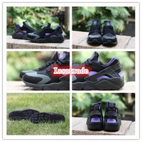 trainers - Famous Trainers Free Men s Sports Running Shoes black varsity purple Size