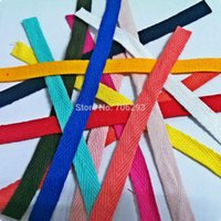 Wholesale 2014 new quot mm mixed Color cotton Ribbon for hairbows m sets Rainbowlicious Collection different colors assorted